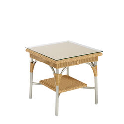 Loom Side Table 56 x 56, Nature