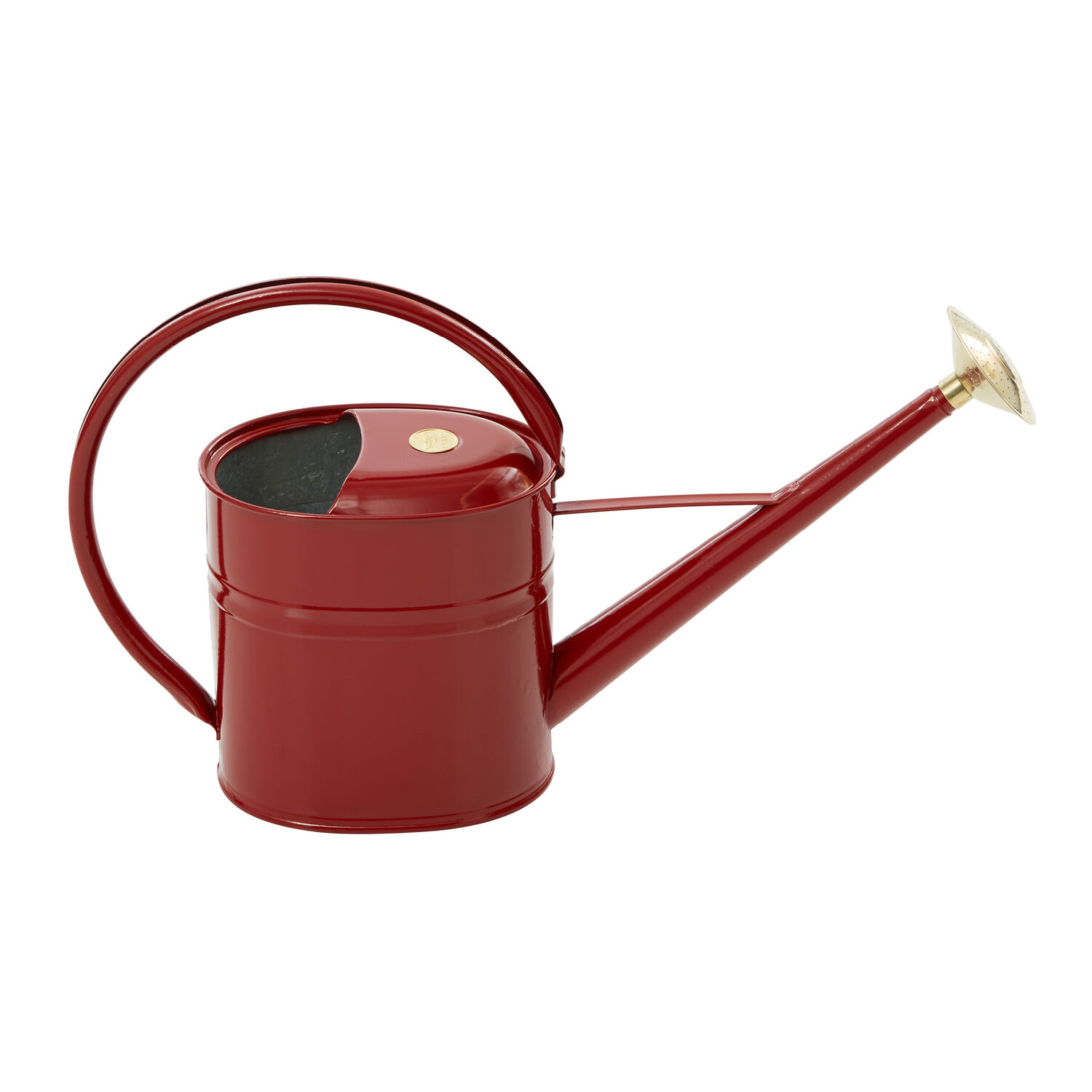Country watering can 8 l red garpa for Gardening tools watering
