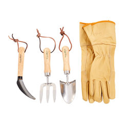 Garden Tool Set for Tool Cabinet small (Size 10)