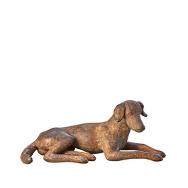 Bronze dog Elea, limited edition