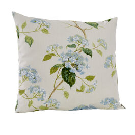Feather Cushion 50 x 45 Hortensia Blue