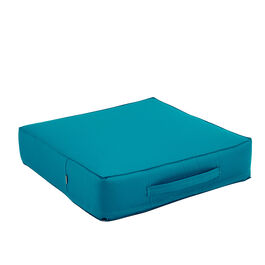 Floor Cushion Turquoise
