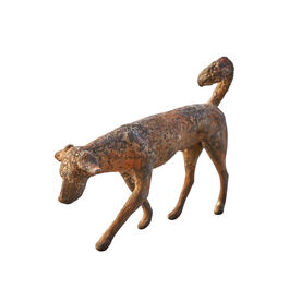 Bronze dog Othello, limited edition