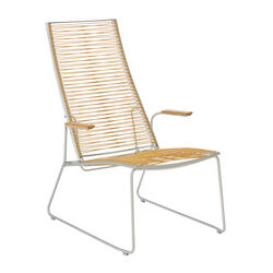 Pan Lounge Chair, Brown