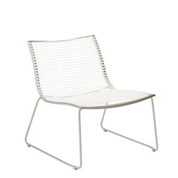 Pan Armchair, White